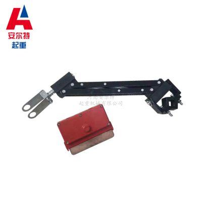 200A/250A轻型集电器 起重机单级滑触线受电器刀头德玛