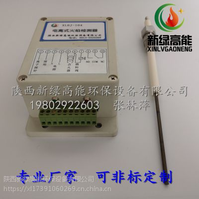 新绿高能专业定制电离式火焰检测器XLDJ-104非标定制工业燃烧器