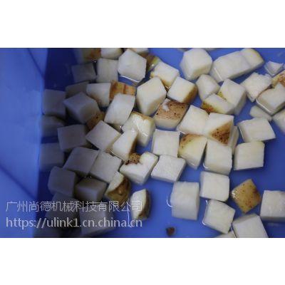 土豆切丝切片切丁LV-603 根茎类多功能切菜机Ulink切丝