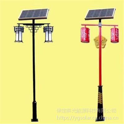 厂家定制4米5米庭院灯 单头双头园林广场照明灯