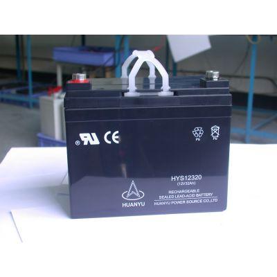 新乡原厂生产 环宇蓄电池HYS121000免维护环宇蓄电池12V100AH代理商