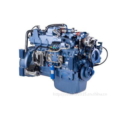155kW潍柴WP6NG210E40天然气发动机 中型卡车210马力国四燃气发动机