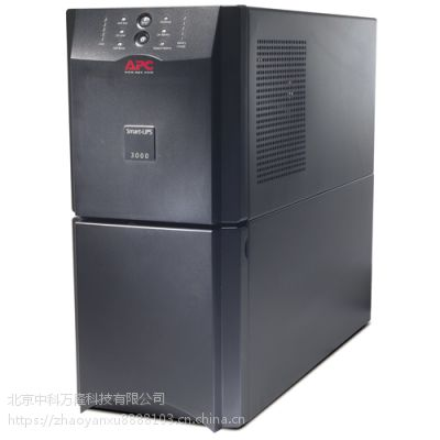 供应APCUPS SUA3000UXICH 3KVA 3000VA APC UPS电源 主机 长机