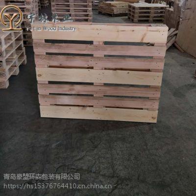 附近托盘厂家销售热线 物流发货用松木卡板周转耐用
