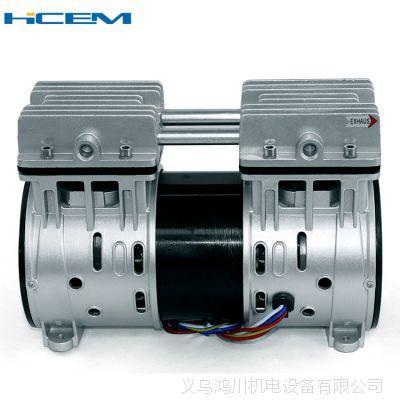 空压机小型无油静音气泵家用木工喷漆牙科冲气泵便携式打气机