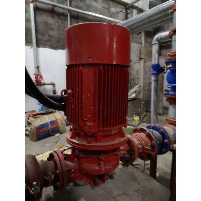 消防泵消防水泵XBD12.4/40-L喷淋泵厂家,消防增压水泵XBD12.2/40-L室内消火栓泵