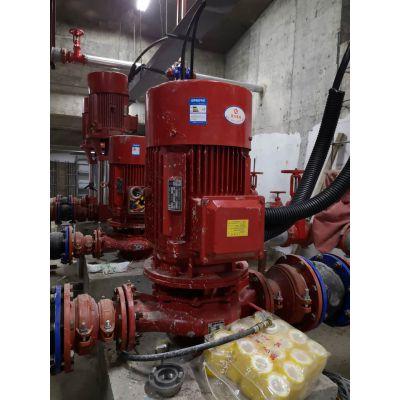消防泵消防水泵XBD11.2/40-L喷淋泵厂家,消防增压水泵XBD11.0/40-L室内消火栓泵
