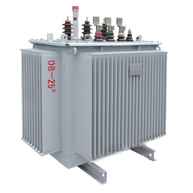 江苏旻能专业生产S11-M-500KVA油浸式变压器