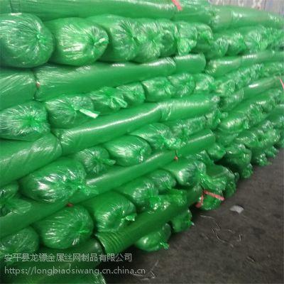 环保防尘网 建筑工地盖土网 绿色6针遮阳网