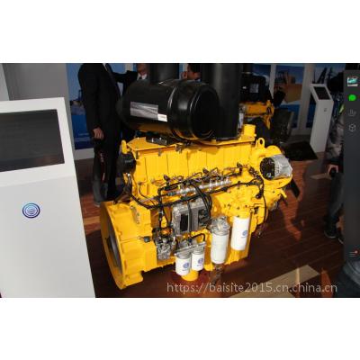 潍柴动力WP7G210E300国三电喷发动机 154KW工程机械型低速柴油机