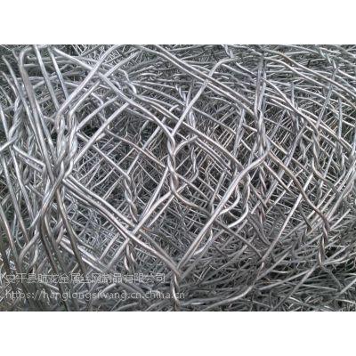 治理山体滑坡六角钢丝网 镀锌六角石笼网价格 贵阳钢丝石笼网供应