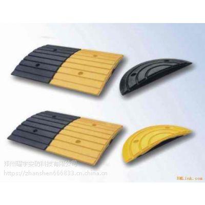 焦作减速带厂家焦作生产橡胶减速带焦作铸钢减速带厂家焦作减速带大全