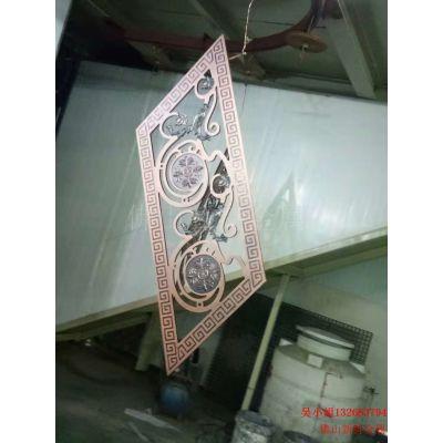 欧式铝艺镀金楼梯 铝雕花护栏楼梯适合你吗