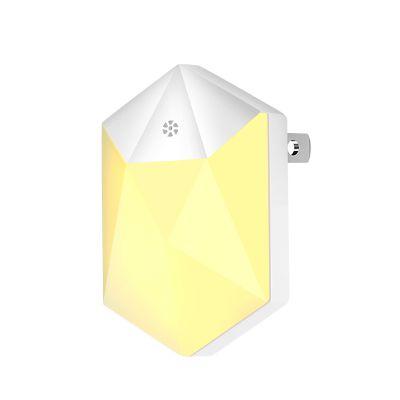 新款创意小夜灯插电 卧室床头led光控小夜灯灯 新奇特儿童起夜灯氛围灯