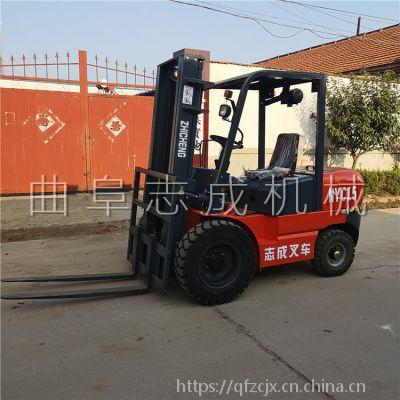志成热卖物流集装箱装卸搬运作业工厂原料叉车仓储叉车