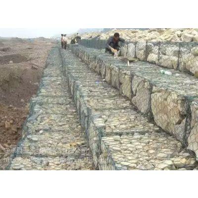 水利石笼网河道雷诺护垫 覆塑宾格网厂家