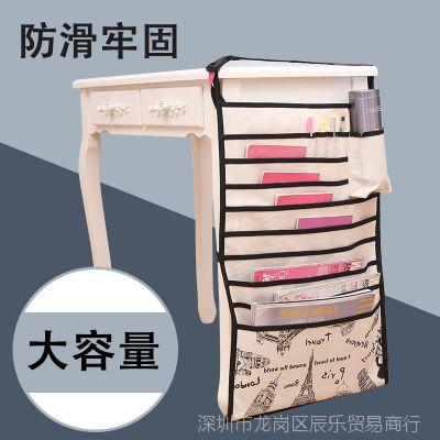 高中书挂袋悟生学生课桌书挂书袋书桌小号帆布韩版学习旁女孩