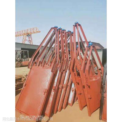 铸铁闸门的检修方法