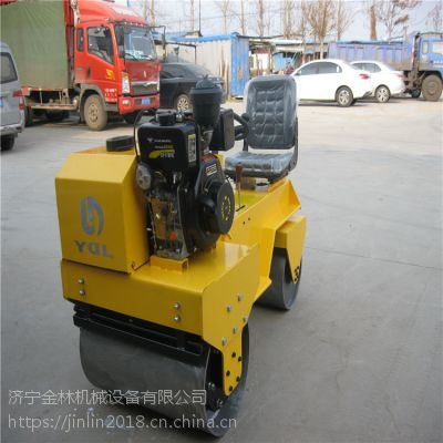 山东省济宁年底大促销 单钢轮柴油机压路机