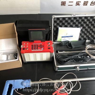 锅炉、炉窑烟气含氧量 青岛精诚JH-62烟气分析仪