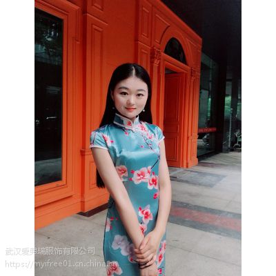 汉派连衣裙2019春夏装【现货】服装进货去那个城市