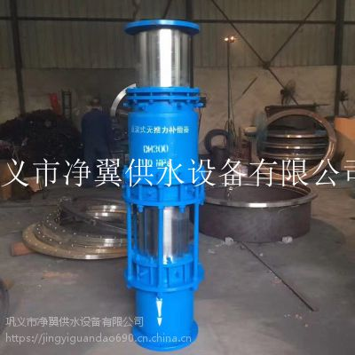 ZTWB矿山管道安装专用无推力补偿器/耐高压直流无推力套筒补偿器DN80