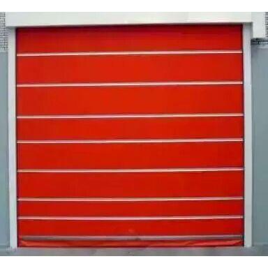 硬质快速门的门板可以做成木纹的吗?成都快速门-延安堆积门-重庆卷帘门