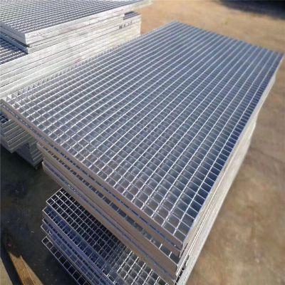 镀锌钢格板型号 钢格板外形尺寸 平台踏步板