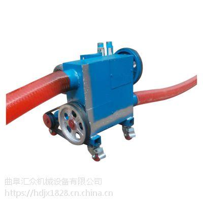 专业的车载吸粮机生产商多用途 粒状物料气力输送机