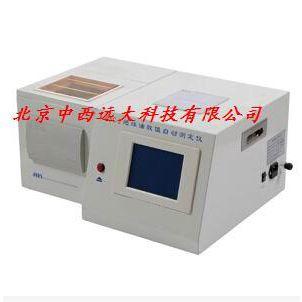 中西(LQS现货)绝缘油酸值自动测定仪 型号:GNP11-BSC-3库号:M176499