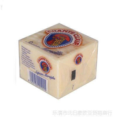 意大利大公鸡头洗衣皂婴幼儿洗衣皂植物强效去污渍肥皂300G进口皂