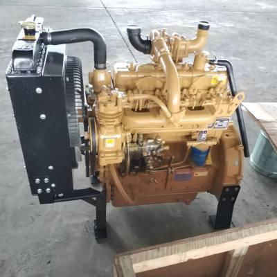 潍坊潍柴华东ZH4102ZY4柴油发动机无级变速小型装载机用发动机