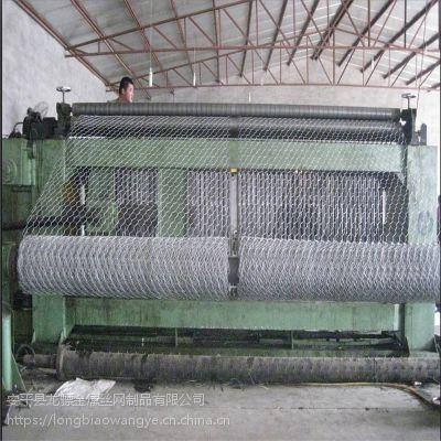 格宾笼生产 包塑铁丝石笼网 堤坡防护网