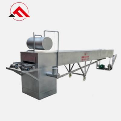 石子馍机器石头饼设备自动化生产产量高