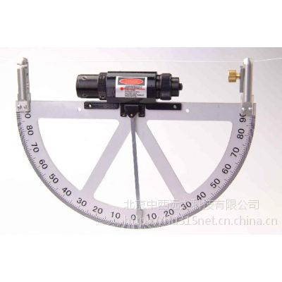 中西 激光坡度规 型号:HG18-YHJ-50库号:M14071