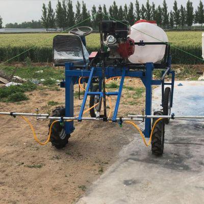 启航果园风送式打药机 风送式果园喷雾器 养殖消毒果园打药机图片