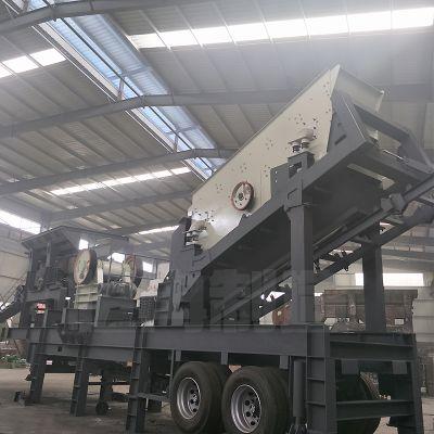 恒冉机械 提供大小型号制砂机 移动式破碎机 花岗岩碎石机