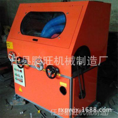 钢管除锈成型机方管除锈成型清理刷漆一体机