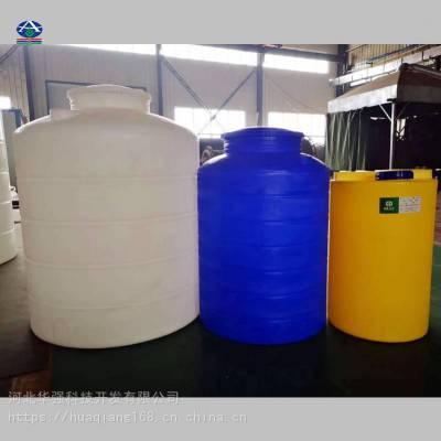 耐高温PE桶 化工塑料容器 30吨PE桶价格 LLDPE材质 河北华强