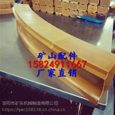 索道驱动轮衬垫专业厂家 主导轮摩擦衬块衬垫 橡胶尾轮衬块