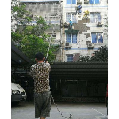 洁万家清洁公司(图)-外墙安装瓷砖-涪陵李渡外墙安装