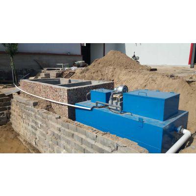 农户养猪废水处理设备工艺说明