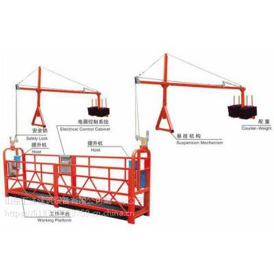 榆林汇洋建筑高空作业吊篮应用现状