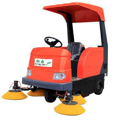 驾驶式扫地机工厂学校物业扫地车道路清扫车市政大型驾驶扫地车