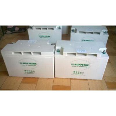 荷贝克蓄电池12V100AH 荷贝克蓄电池SB12100厂家 图片