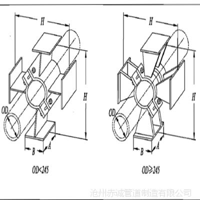 实体加工115双径向限位支座生产厂家沧州赤诚保质保量