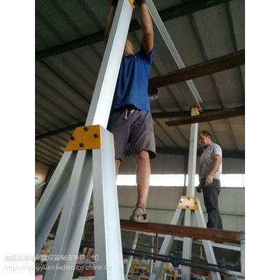 小型铝合金龙门吊,可升降龙门吊厂家直销