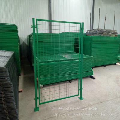 车间区域划分隔离网 机械防护网 苏州车架隔离网现货供应