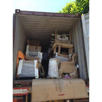如何将在广东新买的家具海运到澳洲,有包全程的货代流程吗