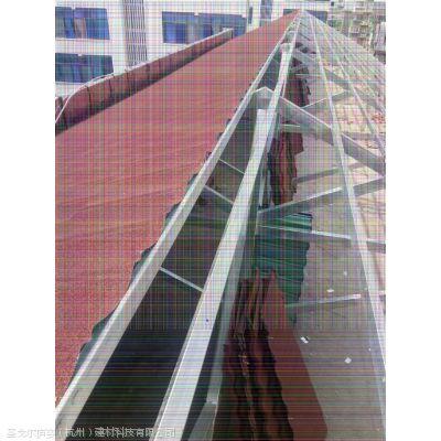 云南彩砂屋面瓦洋房建筑专用瓦圣戈邦生产厂家